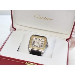 Montre Cartier Santos 100 Medium