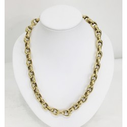 Collier en Or jaune