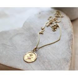 Collier Médaille d'amour