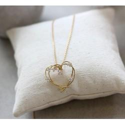 Pendentif Coeur Oxydes