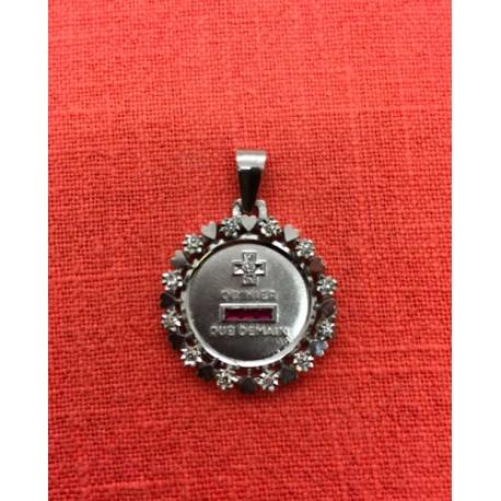 Pendentif Médaille d'amour