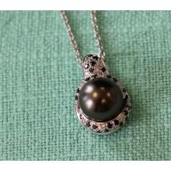 Collier Mauboussin Mon Amour Perle Caviar