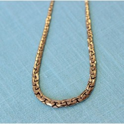 Collier Maille Haricot Chute