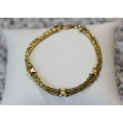 Bracelete en Or jaune