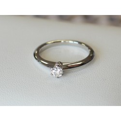 Bague solitaire Tiffany&CO