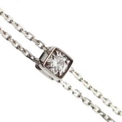 Bracelet Onlyone en or blanc avec diamant de chez diaMee