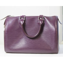 Sac Louis Vuitton Speedy 35 Violet