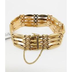 Bracelet Ruban en Or jaune