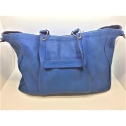 Sac Longchamp Bleu électrique