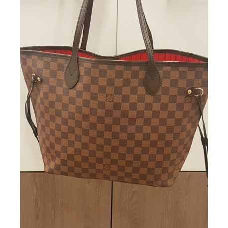 Sac Louis Vuitton Neverfulll MM Damier