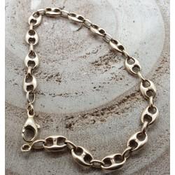 Bracelet grains de café