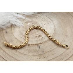 Bracelet Maille Palmier