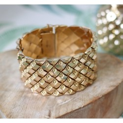 Bracelet Ruban préstige Or jaune