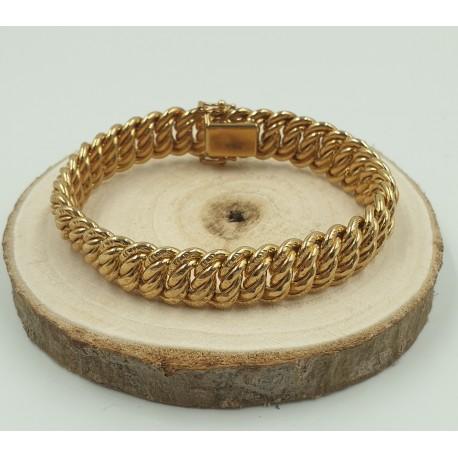 Bracelet Maille américiane
