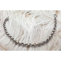 Bracelet Maille Jaseron