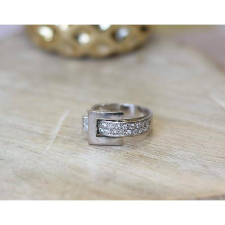 Bague Or et Diamants Guy Laroche