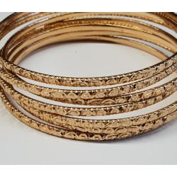 Bracelets Joncs Semainier