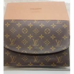 Louis Vuitton Monogram Canvas Pochette Rabat Clutch