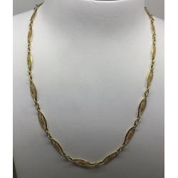 Chaine Or Maille Filigrane