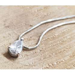 Chaine + Pendentif Or et Diamant