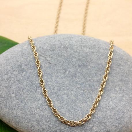 Chaine Maille corde