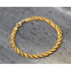 Bracelet en or 22k