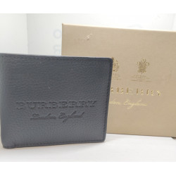 Portefeuille Burberry Leather Bifold Wallet