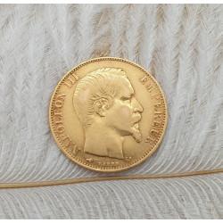 Pièce 20 Francs Napoléon III