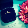 Bague Tiffany Setting