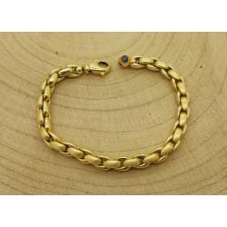 Bracelet En Or Lovely Bracelet Bracelet Bracelet En Or 585 Or Blanc 3mm Largeur Plat