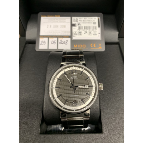 Montre Mido Multifort Great Wall