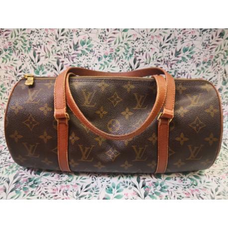 Sac Louis Vuitton Papillon Handbag