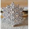 Bague Chou Or et Diamants