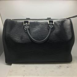 Sac Louis Vuitton Speedy 35 Noir
