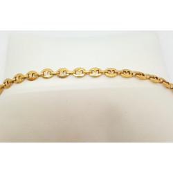Bracelet Or Grain de Café