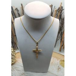 Pendentif Or Crucifix