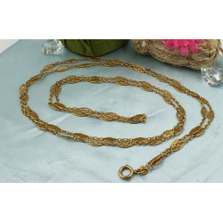Collier Sautoir Or
