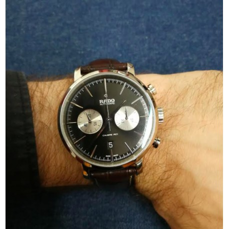 Montre Rado DiaMaster Automatic Chronograph