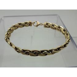 Bracelet maille Oeil de Perdrix