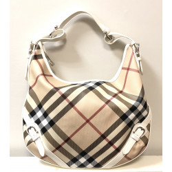 Sac Burberry Hobo Bag