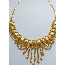 Collier Or 22k