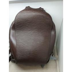 Sac Louis Vuitton Mabillon cuir épis marron