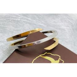 Bracelet rigide 2 ors