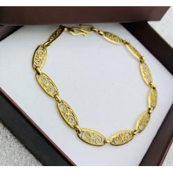 Bracelet Maille Filigrane