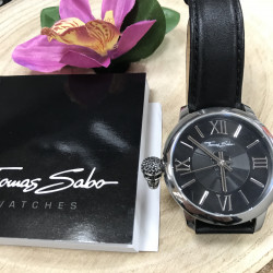Montre Thomas Sabo Rebel With Karma WA029