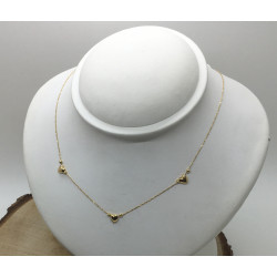 Collier 3 Coeurs