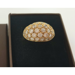 Bague Pavage Oxydes
