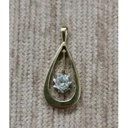 Pendentif Diamant 0.60cts