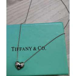 Collier Tiffany and co coeur