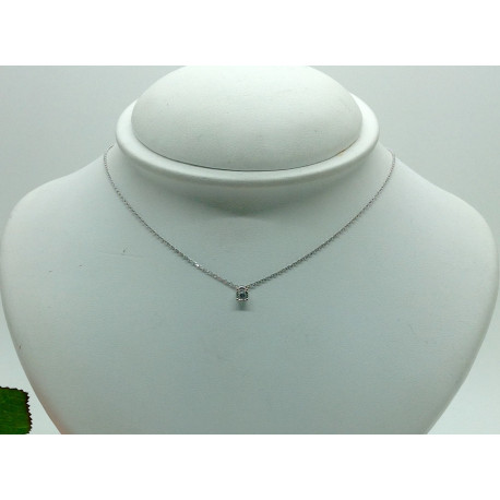 Collier Or avec Diamant